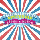 Thunder & Lightning's Spectacle of Boobs n Music feat. Witchburn, Invasive, Volcanoes on the Sun, Drop Off, Evolved, North Fork and more