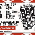 Backyard Barbecue Small Batch Fest