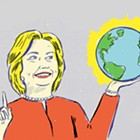Clinton In Command