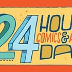 24 Hour Comics & Art Day
