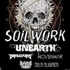 Soilwork, Unearth, Battlecross, Wovenwar, Darkness Divided, Cold Blooded