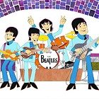 Beatles Cartoon Pop Art Show feat. Ron Campbell