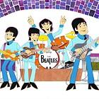 Beatles Cartoon Pop Art Show feat. Ron Campbell