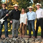 North Idaho Fair After-Rodeo Party feat. Raised in a Barn Band