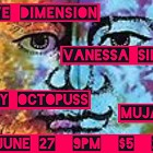 The Love Dimension, Vanessa Silberman, Mujahedeen, Runaway Octopus