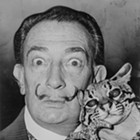 Mustache Intact, Dali's Remains Are Exhumed in Paternity Suit