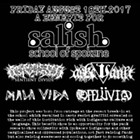 Salish School of Spokane Benefit feat. Sentient Divide, Askevault, Mala Vida, Effluvia