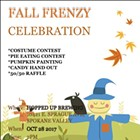 Fall Frenzy Celebration