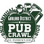 Garland District St. Patrick's Day Pub Crawl