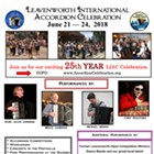 Leavenworth International Accordion Celebration
