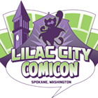 12th Annual Lilac City Comicon
