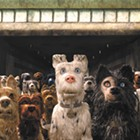 Bristling with life, humor and a little menace, Wes Anderson's Isle of Dogs is a stop-motion delight