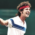 Borg vs. McEnroe treats the desire for competition as a deranged pathology