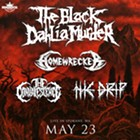 The Black Dahlia Murder, Homewrecker, The Convalescence, The Drip