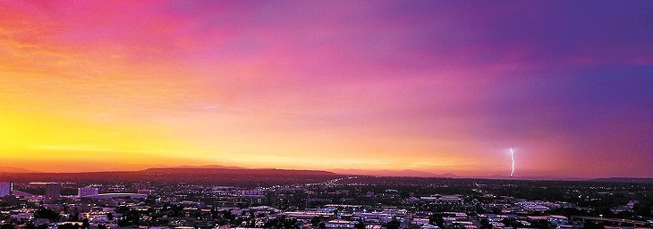 Drone photography of the Inland Northwest