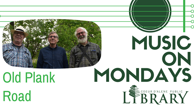 Music On Monday #2- Old Plank Road