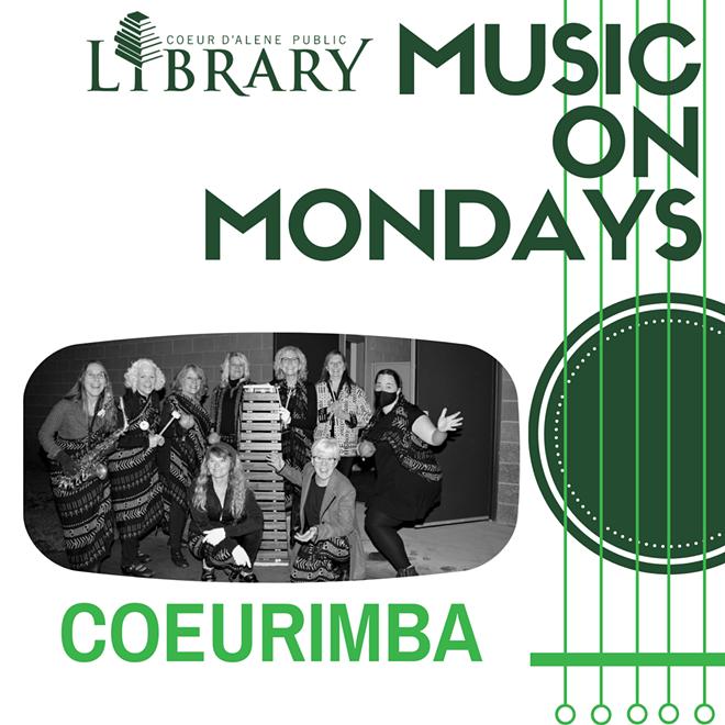 Music On Monday #5- Coeurimba