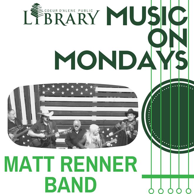 Music On Monday #9- Matt Renner Band