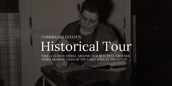 Take a stroll through an era gone past. This guided tour will begin inside the historical main venue and will continue throughout the estate. Hear stories of hauntings, sightings, and learn more about the rich and stories pieces of Spokane's history. Tours will last approximately 30 minutes.