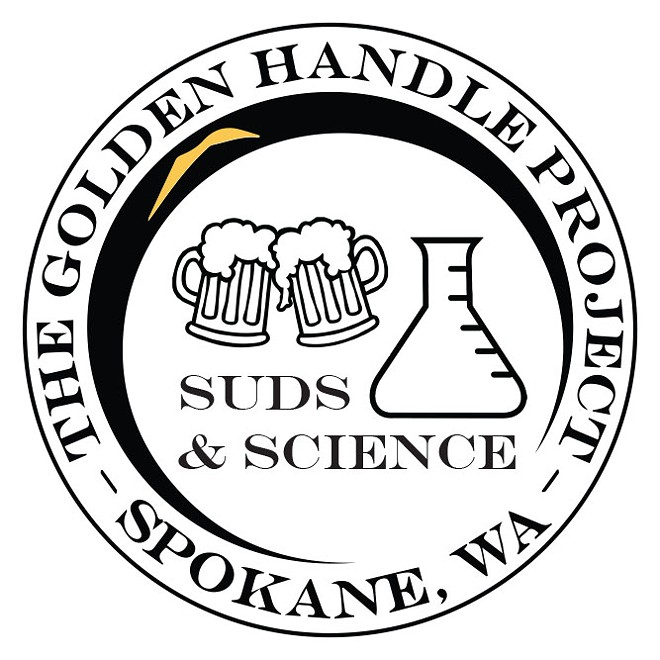 Golden Handle hosts talks on science, education, and community - over beer.