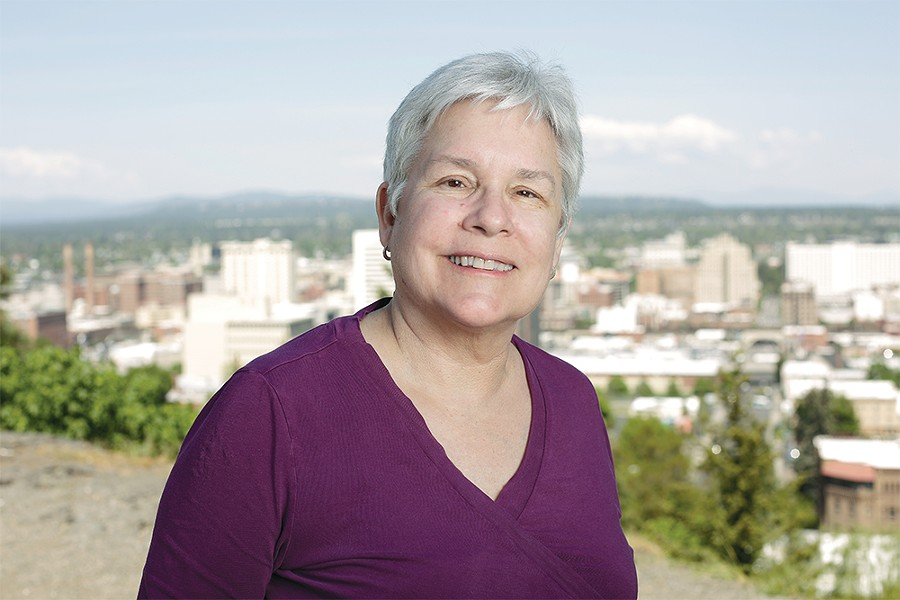 Deb Harper is a recently retired Spokane pediatrician. - YOUNG KWAK