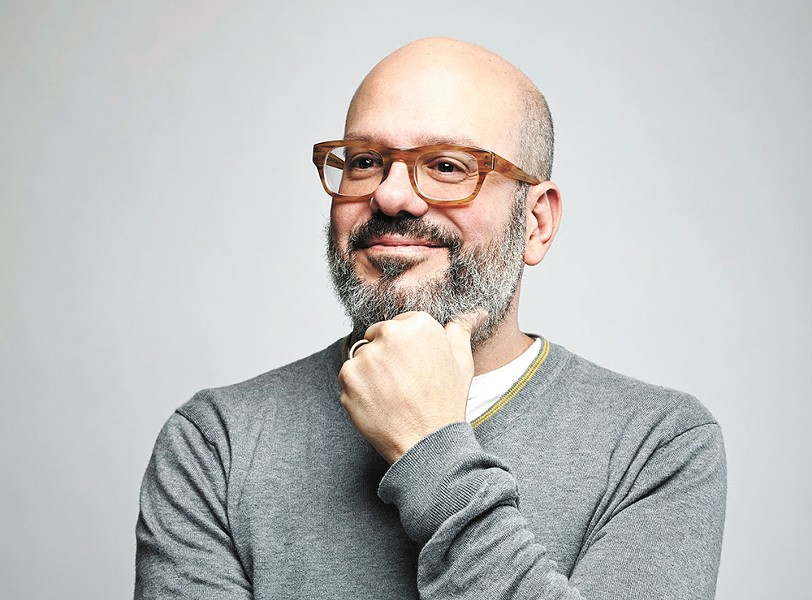 David Cross returns to Spokane on July 2.
