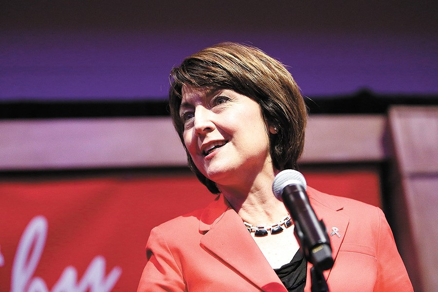 Cathy McMorris Rodgers. - YOUNG KWAK