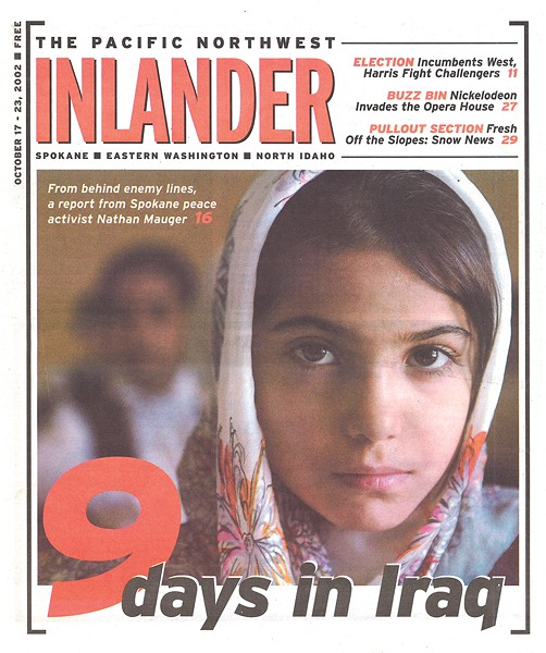 The Oct. 17, 2002, issue