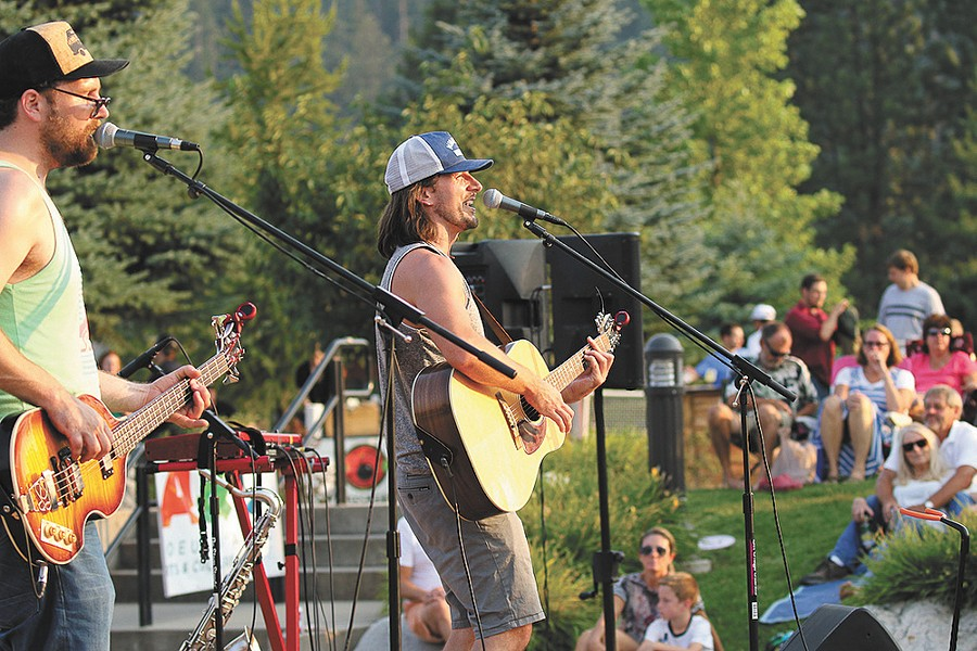 The John Welsh Band returns to Riverstone's concert series Aug. 16