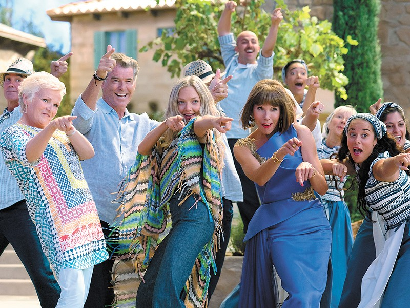 Think you're too cool to enjoy a cheesy ABBA musical? Take a chance on it.