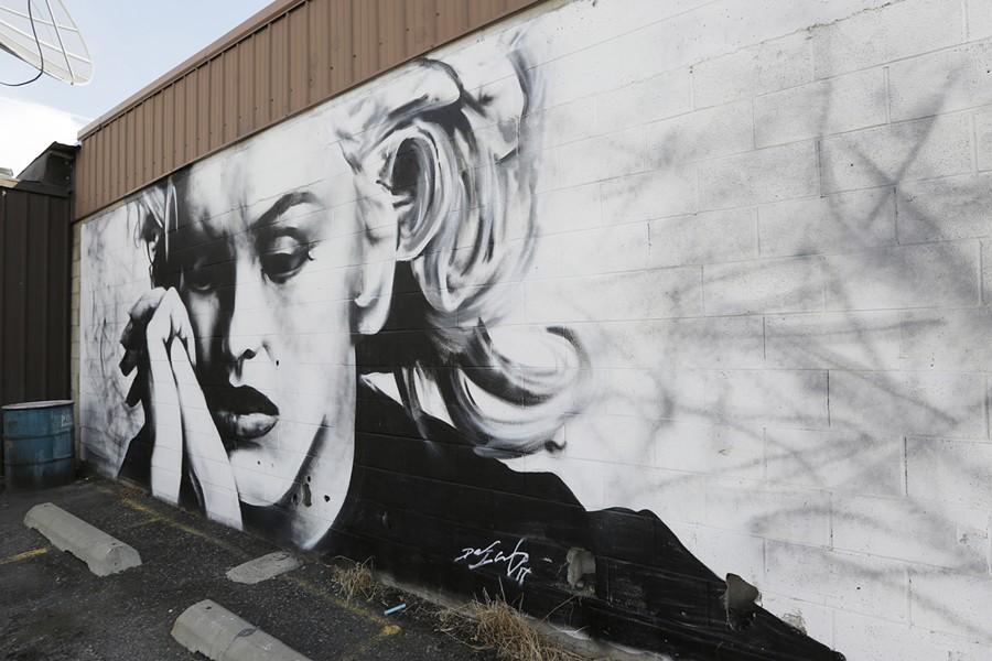 Marilyn Monroe - YOUNG KWAK