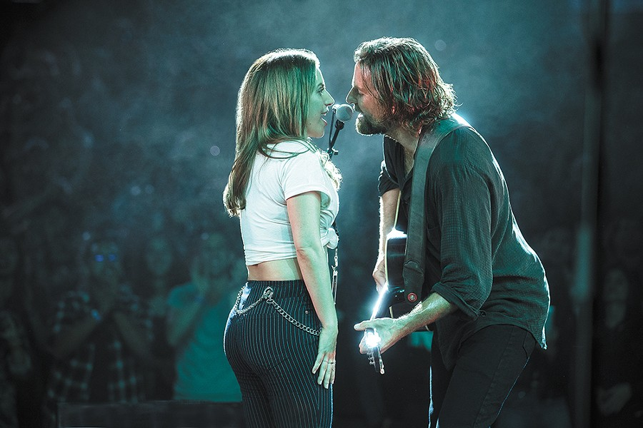 Debuting film star Lady Gaga and debuting director Bradley Cooper have stunning chemistry in the latest version of the evergreen melodrama A Star Is Born.