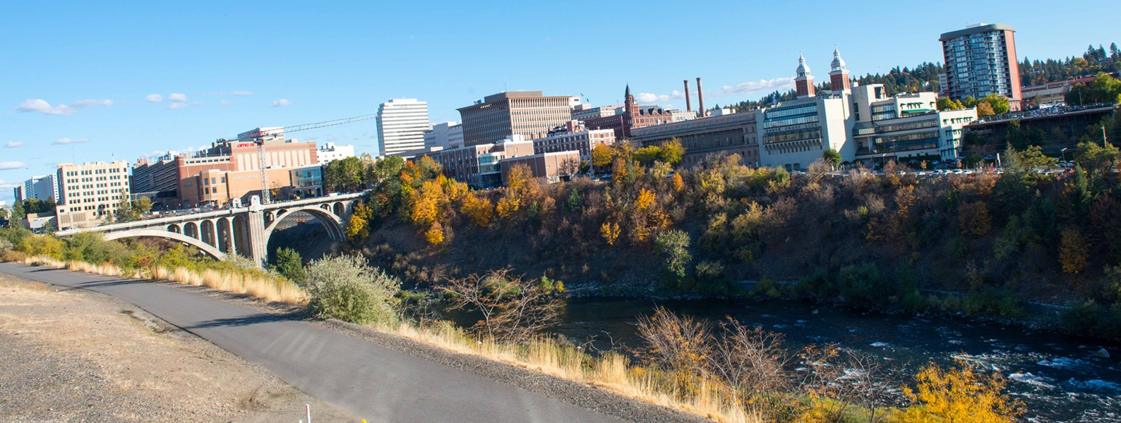 Fall in Spokane - DANIEL WALTERS PHOTO