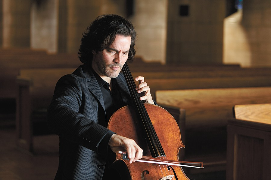 Zuill is back for Bach on Dec. 6 and 9. - YOUNG KWAK