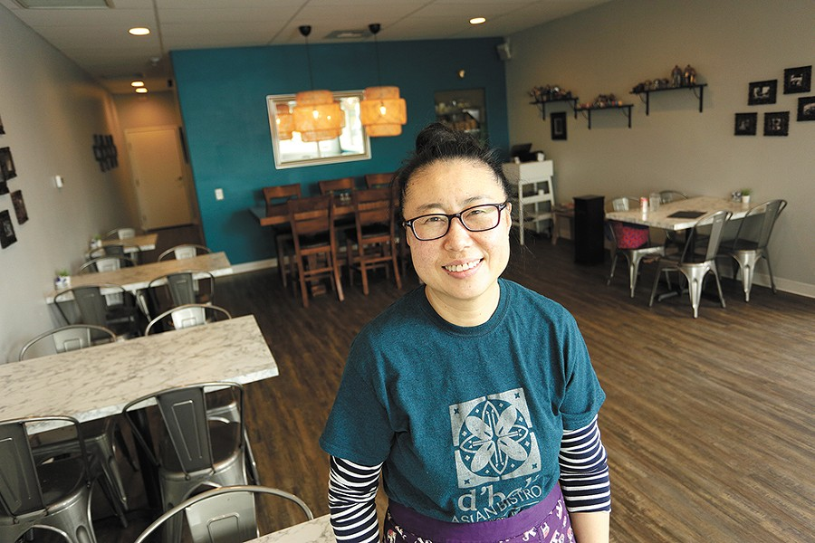 Owner Jeannie Choi has lived in countries across Southeast Asia. - YOUNG KWAK