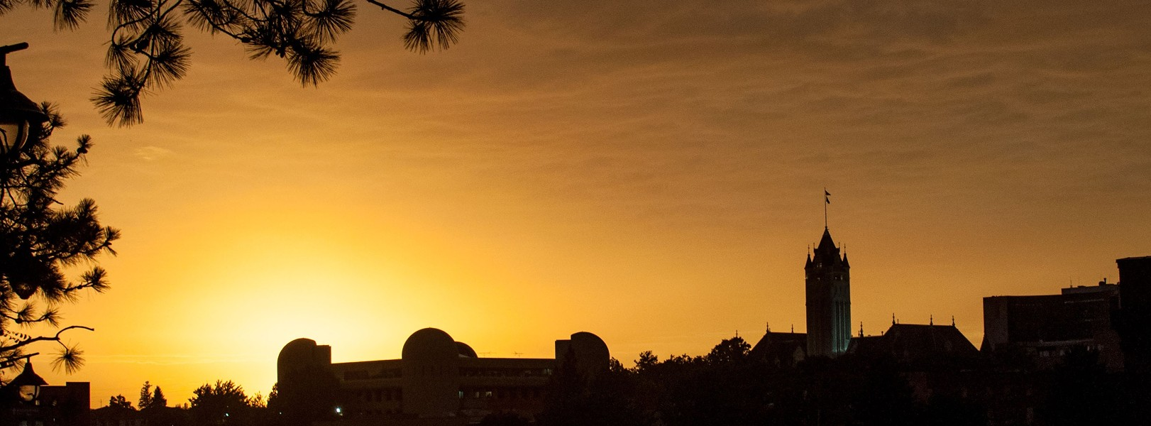 Would you rather have your winter sunsets at 4:30 pm or 5:30 pm? - DANIEL WALTERS PHOTO