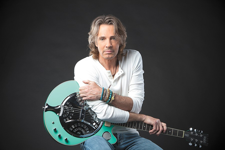 "Rick Springfield proves he's more than just ""Jessie's Girl"" on his dark, blues-inspired album The Snake King."