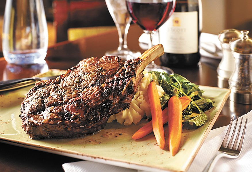 Under a new name, Masselow's Steakhouse, Northern Quest's fine-dining establishment is focusing on USDA Prime cuts, but gives the same attention to high-end cuisine.