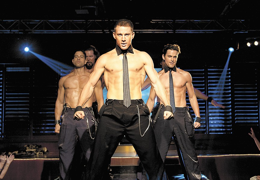 Channing Tatum and Co.