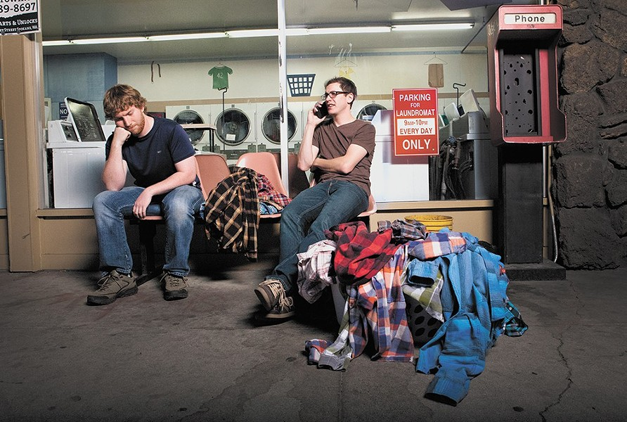 Flannel Math Animal is part of a night of all-instrumental rock at The Pin!