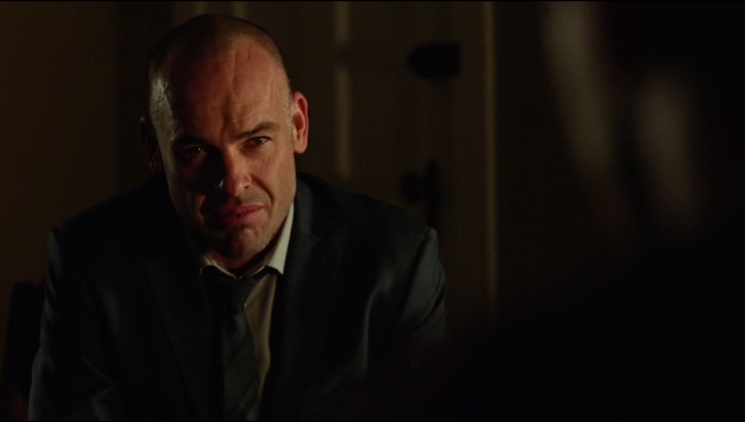 Quentin Lance (Paul Blackthorne) explains his desperate dalliances with the Darhk-side this season on Arrow.