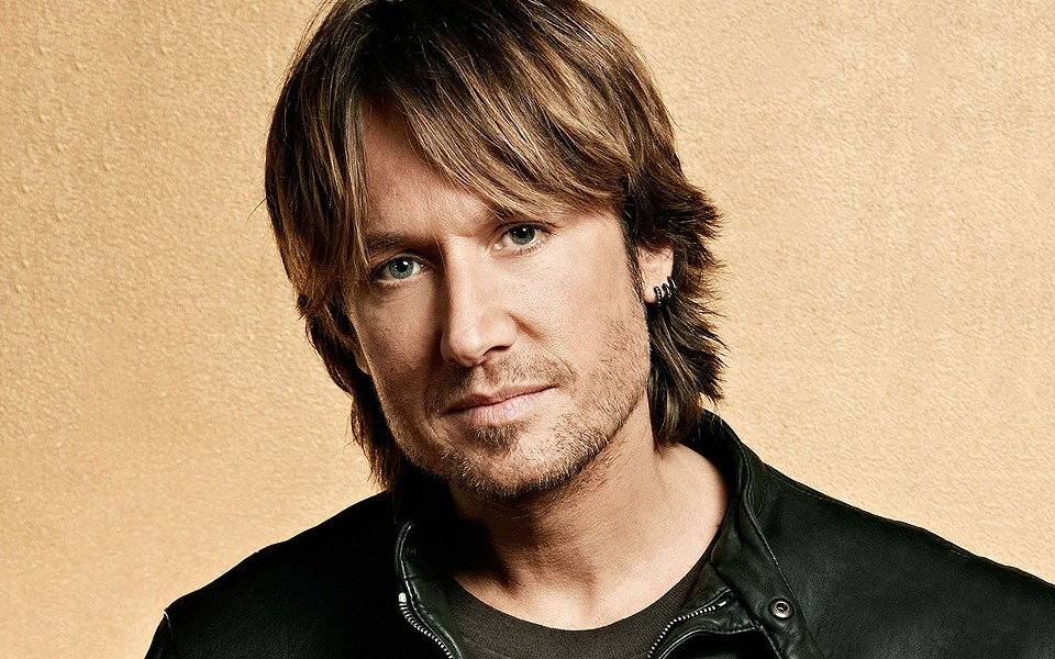 Keith Urban is one of the headliners for this year's two-weekend Watershed.