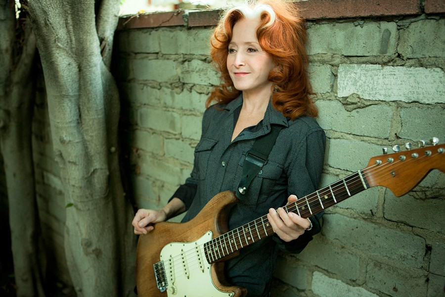 Bonnie Raitt comes to Spokane in September.