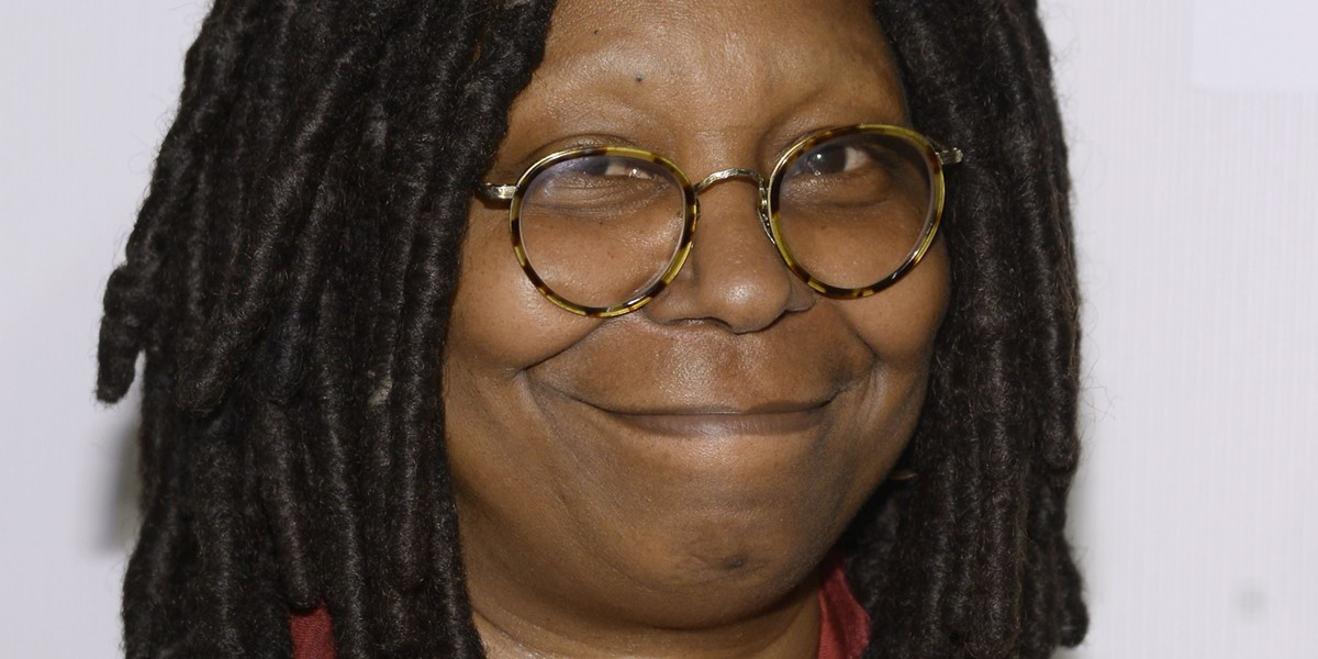 Whoopi Goldberg is partnering in a new line of marijuana products