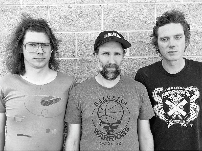 After 20-plus years, Boise band Built to Spill is back to being a three-piece.
