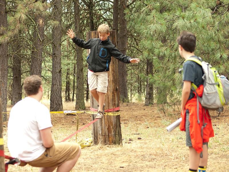 Spokatopia offers a sample platter of outdoor activities.