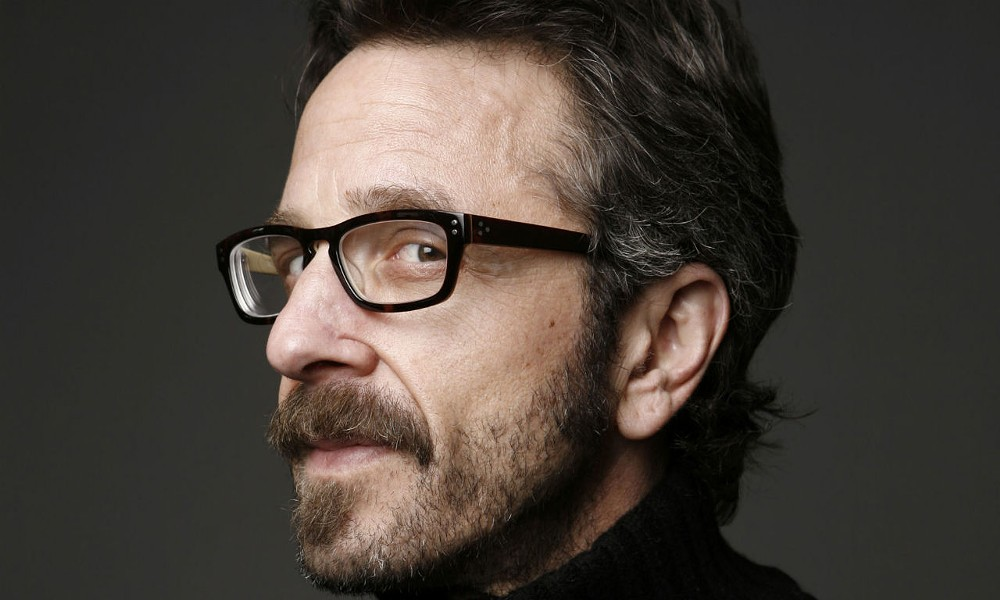Marc Maron headlines several shows at the Spokane Comedy Club this week.