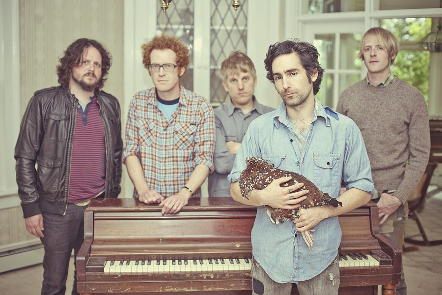 Blitzen Trapper keeps on touring, and this time they're in Sandpoint.