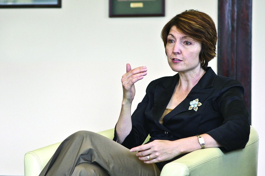 Republican Rep. Cathy McMorris Rodgers made it through the Washington primary to set up a November rematch with Joe Pakootas.