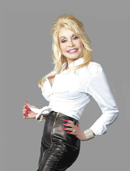 Dolly Parton headlines a sold-out show on Sept. 22.